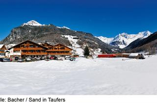 Italy, Tauferer Ahrntal, Riva di Tures, Hotel Bacher