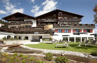 Austria, Arlberg, Lech am Arlberg, Hotel Sonnenburg