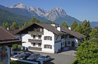 Germany, Garmisch-Partenkirchen - Grainau - Zugspitze, Garmisch-Partenkirchen, Hotel Garni Brunnthaler