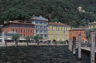 Italy, Lake Garda, Riva del Garda, Best Western Hotel Europa