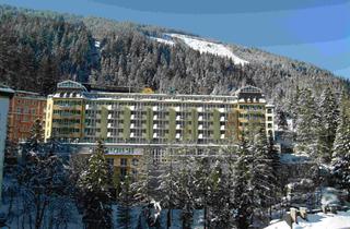 Austria, Gasteinertal, Bad Gastein, Hotel Bellevue