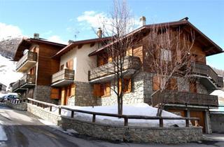 Italy, Livigno, Apartments Rin