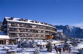 Italy, Val di Fiemme - Obereggen, Carano, Hotel Veronza