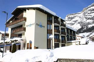 Switzerland, Flims Laax Falera, Flims, Alpenhotel Flims