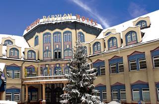 Czechy, Liberec, Hotel Babylon