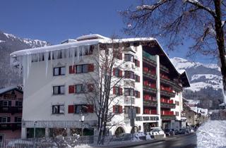 Austria, Kitzbuhel Alps, Kitzbühel, Hotel Maria Theresia