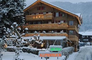 Switzerland, Jungfrau Region, Wilderswil, Hotel Alpenblick