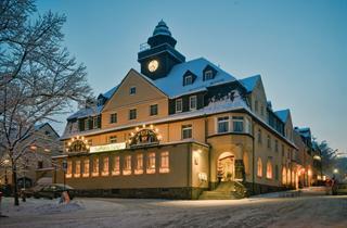 Germany, Erzgebirge, Kurort Oberwiesenthal, Rathaushotels Oberwiesenthal