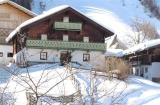 Austria, Rauristal, Bucheben, Rosskopf Bauernhaus