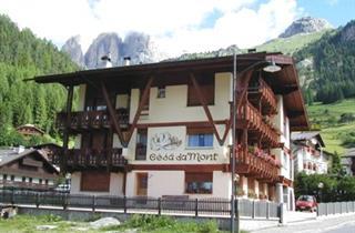 Italy, Val di Fassa - Carezza, Campitello di Fassa, Apartments Cesa da Mont