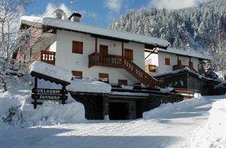 Italy, Val di Fassa - Carezza, Campestrin di Fassa, Villaggio Fassano