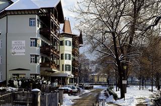 Italy, Val di Isarco, Bressanone, Best Western Hotel Grüner Baum