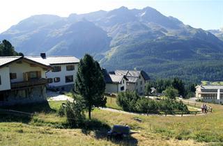 Switzerland, St. Moritz – Engadin, St. Moritz, Hotel Randolins