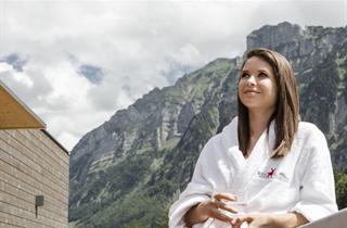 Austria, Damuels-Mellau, Mellau, Hotel Hubertus