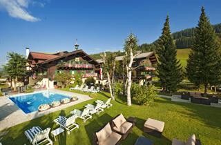 Austria, Salzburger Sportwelt, Filzmoos, Hotel Unterhof