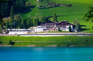 Italy, Val Senales - Maso Corto - Schnalstal, Schnals, Hotel Mountain Lake Vernagt
