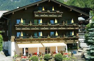 Austria, Kaiserwinkl, Walchsee, Hotel Bernhard am See