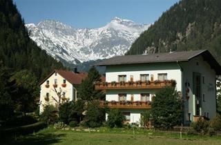 Austria, Moelltal, Mallnitz, Pension Jägerhof