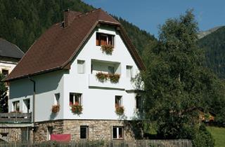Austria, Moelltal, Mallnitz, Hotel-Pension Edelweiss