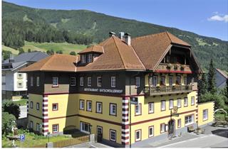 Austria, Katschberg, Guesthouse Katschtalerhof