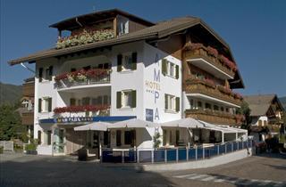 Italy, Kronplatz - Plan de Corones, Valdaora di Sotto, Hotel Am Park