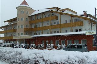 Italy, Kronplatz - Plan de Corones, Valdaora di Sotto, Hotel Villa Tirol