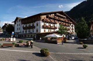 Italy, Kronplatz - Plan de Corones, San Vigilio Marebbe, Parc Hotel Posta