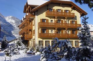 Italy, Val Gardena - Groeden, Ortisei, Hotel Luna Mondschein