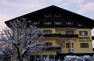 Italy, Kronplatz - Plan de Corones, Brunico, Hotel Andreas Hofer