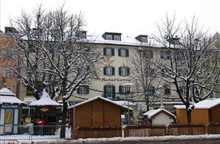Italy, Kronplatz - Plan de Corones, Brunico, Hotel Corso