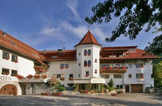 Italy, Kronplatz - Plan de Corones, Santo Stefano, Hotel Mühlgarten