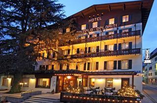 Italy, Madonna di Campiglio - Pinzolo, Pinzolo, Hotel Pinzolo-Dolomiti