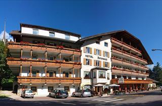 Italy, Val di Fassa - Carezza, Vigo di Fassa, Hotel Dolomiti