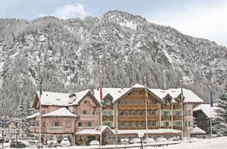Italy, Val di Fassa - Carezza, Campitello di Fassa, Gran Chalet Soreghes