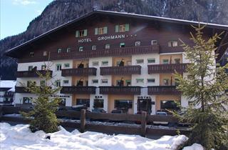 Italy, Val di Fassa - Carezza, Campitello di Fassa, Hotel Grohmann