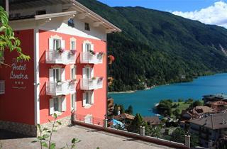 Italy, Paganella, Molveno, Hotel Londra