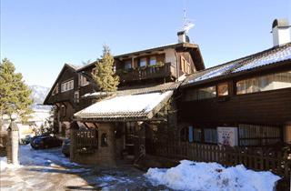 Italy, Val di Fiemme - Obereggen, Cavalese, Hotel Trunka Lunka