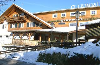 Italy, Val di Fiemme - Obereggen, Cavalese, Hotel Relais Grünwald