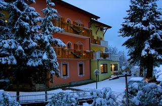 Italy, Paganella, Fai della Paganella, Hotel Fai