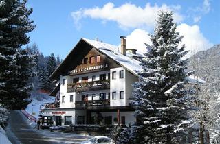 Italy, Alpe Lusia / San Pellegrino, Moena, Hotel La Campagnola