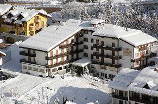 Italy, Paganella, Andalo, Hotel Splendid
