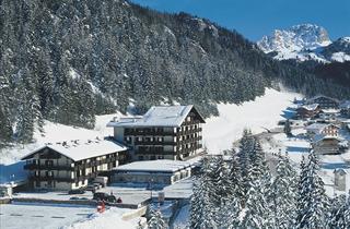 Italy, Val di Fassa - Carezza, Canazei, Il Caminetto Parkhotel