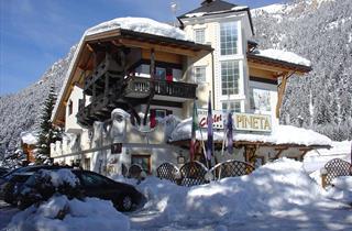 Italy, Val di Fassa - Carezza, Canazei, Albergo Hotel Chalet Pineta