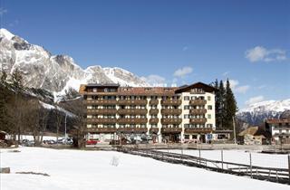 Italy, Cortina d'Ampezzo, Villa Argentina