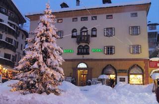 Italy, Cortina d'Ampezzo, Hotel Meublé Royal