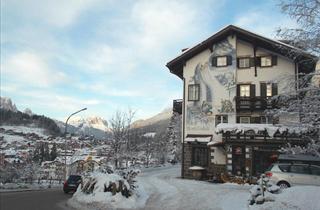 Italy, Alpe Lusia / San Pellegrino, Moena, Hotel Monti Pallidi