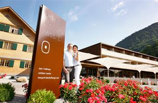 Austria, Damuels-Mellau, Mellau, Lifestyle Resort Sonne