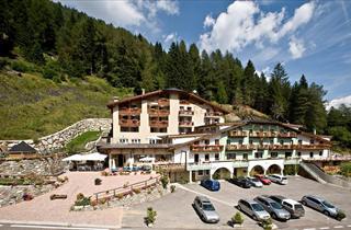 Italy, Adamello Ski, Passo Tonale, Chalet al Foss