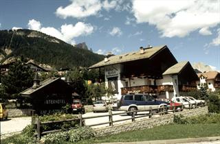 Italy, Val di Fassa - Carezza, Vigo di Fassa, Interhotel