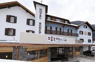 Italy, Alpe Lusia / San Pellegrino, Moena, Hotel Someda s